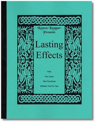 Lasting Effects - magic