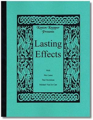 Lasting Effects - magic