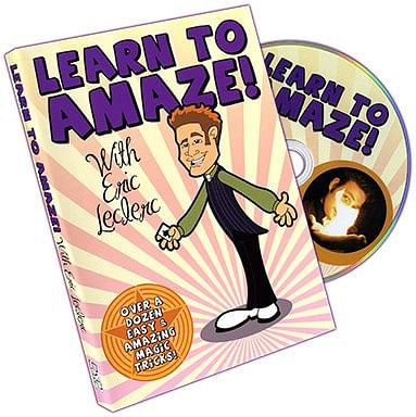 Learn To Amaze - magic