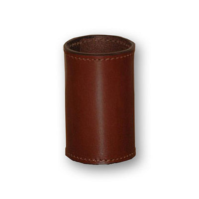Leather Coin Cylinder - magic