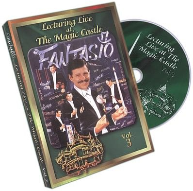 Lecturing Live At The Magic Castle Volume 3 - magic