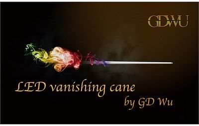 LED Vanishing Cane - magic
