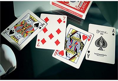 Lefty Deck (Red)