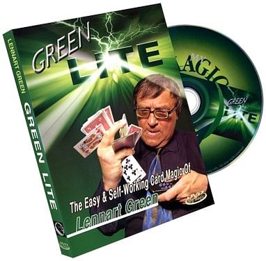 Lennart Green's Green Lite - magic