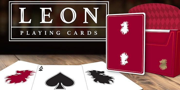 Leon Playing Cards - magic