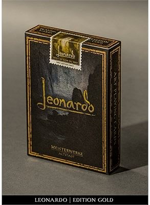 Leonardo Gold Edition - magic