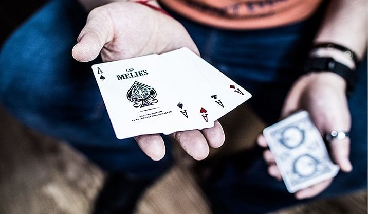 Les Méliés Conquests Playing Cards