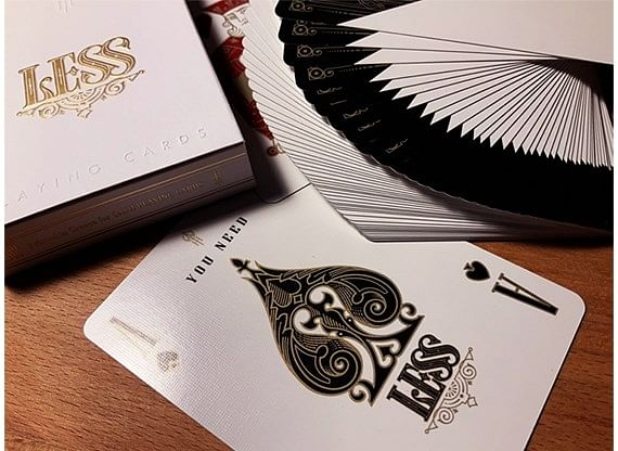 Less Playing Cards