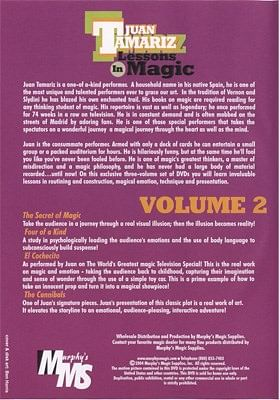 Lessons in Magic Volume 2