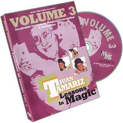Lessons in Magic Volume 3 - magic