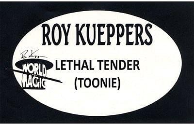 Lethal Tender Toonie - Canadian - magic