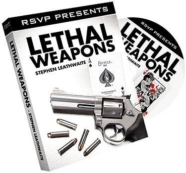 Lethal Weapons - magic