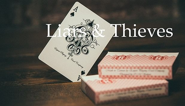 Liars and Thieves Playing Cards - magic