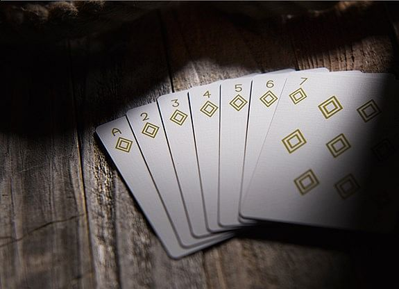 Lies Playing Cards - There Is No Beauty in Truth