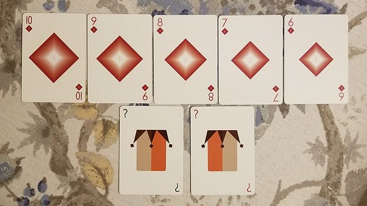 Light Roast Playing Cards