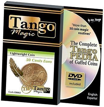 Lightweight 50 cent Euro - magic