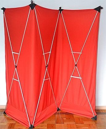 Lightweight Stage Curtain