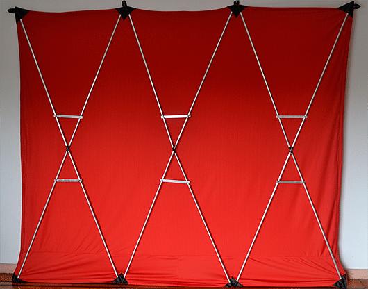 Lightweight Stage Curtain - magic
