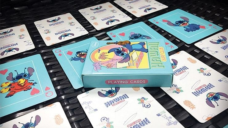 Lilo and Stitch Playing Cards