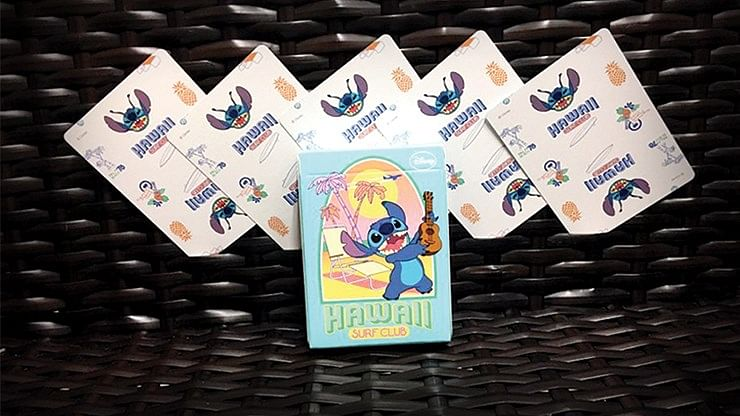 Lilo and Stitch Playing Cards - magic