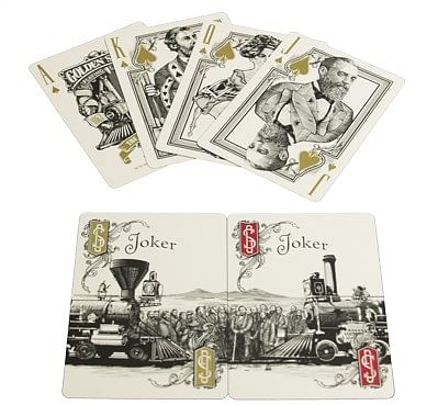 Limited 1st Run Golden Spike Deck (Gold Edition)