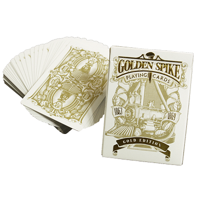 Limited 1st Run Golden Spike Deck (Gold Edition) - magic