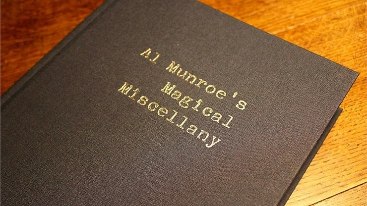 Al Munroe's Magical Miscellany