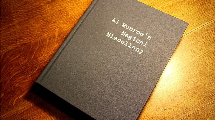 Al Munroe's Magical Miscellany - magic
