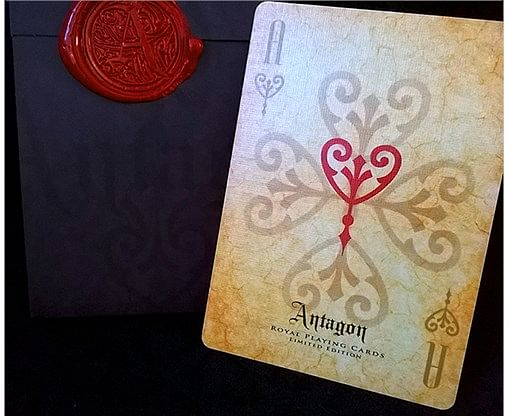 Limited Edition Antagon Playing Cards