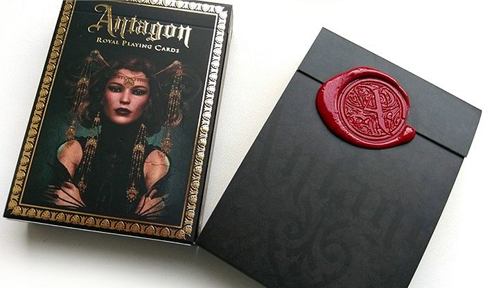 Limited Edition Antagon Playing Cards - magic