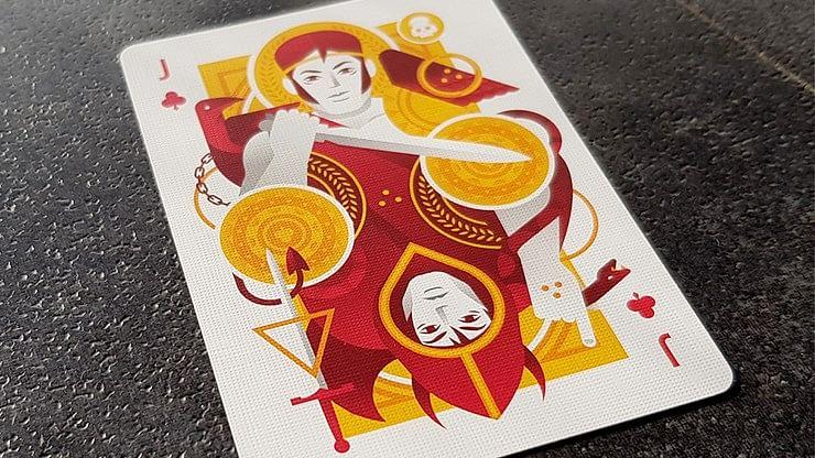 Betrayers Veritas Playing Cards