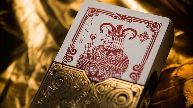 Limited Edition Bicycle Deluxe Playing Cards