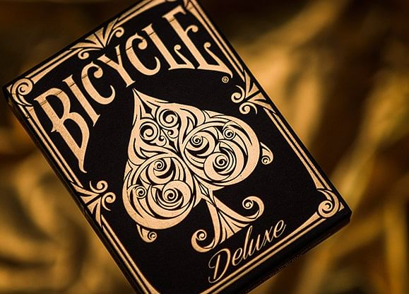 Limited Edition Bicycle Deluxe Playing Cards - magic