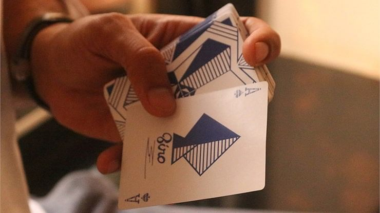 Limited Edition Biro Playing Cards