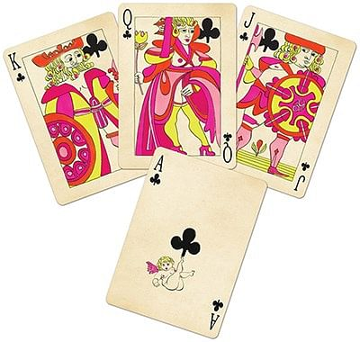 Limited Edition Black Hotcakes Playing Cards