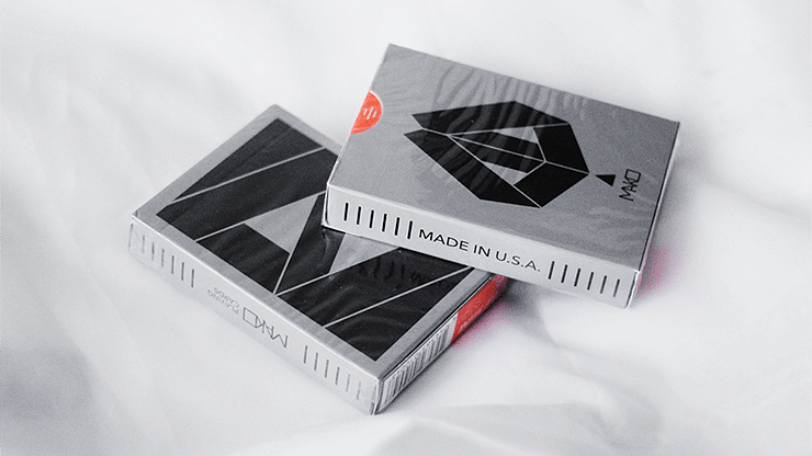 Limited Edition Black Mako Playing Cards - magic