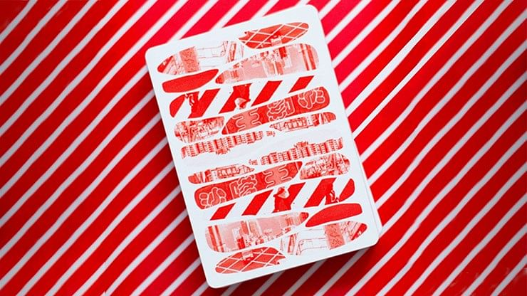 Limited Edition Cardistry Con 2018 Playing cards - magic