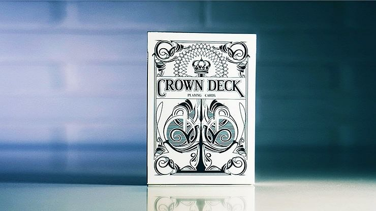 Limited Edition Snow Crown Playing Cards