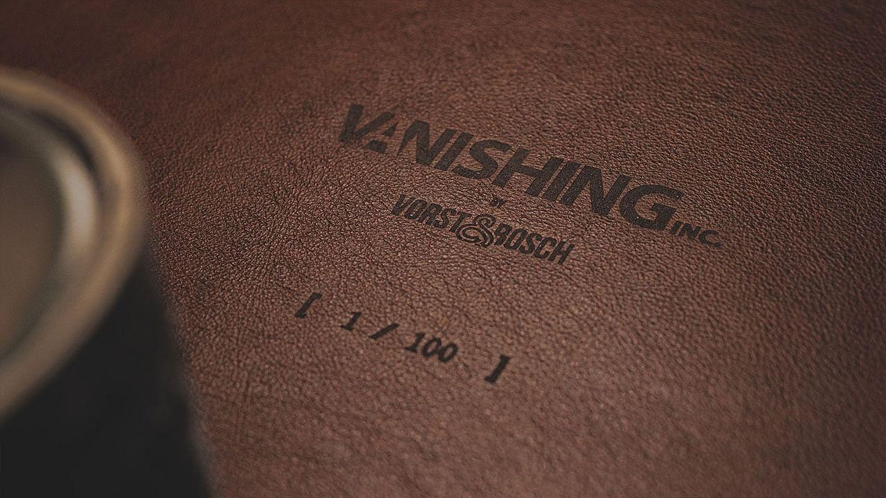 V&B Limited Edition Close-Up Mat (Erdnase Edition)
