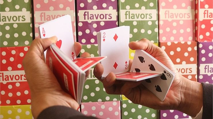 Flavors Playing Cards