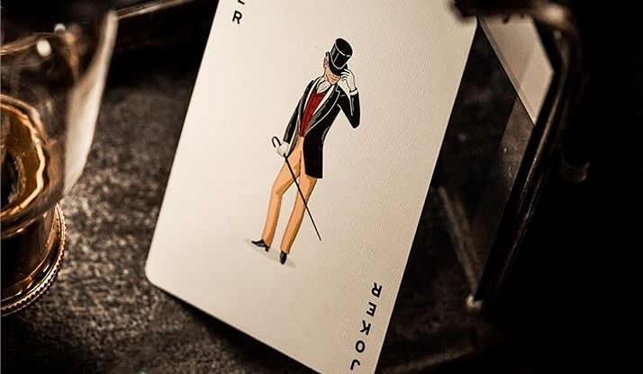 Steve Cohen's Tycoon Playing Cards
