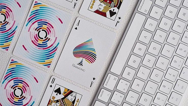 Harmonic Playing Cards