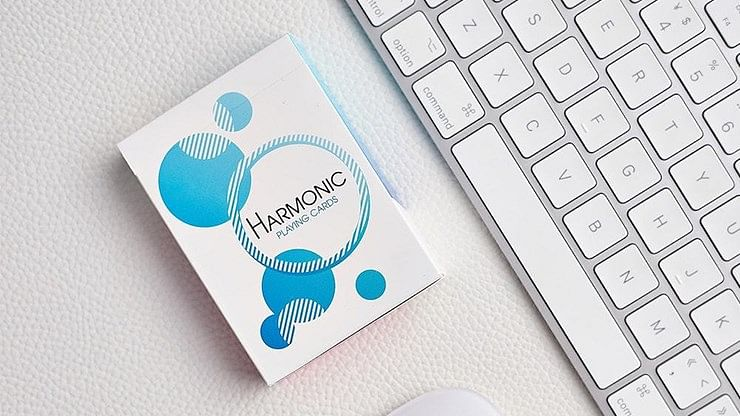 Harmonic Playing Cards - magic