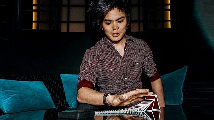 NOC X Shin Lim Playing Cards