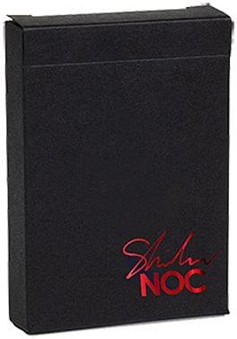 NOC X Shin Lim Playing Cards - magic