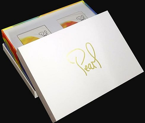 Pearl Playing Cards Luxury Set