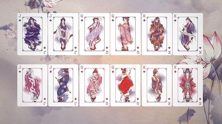 Reverie  Playing Cards