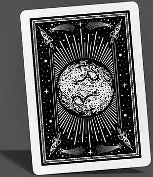 Rocket Playing Cards - magic