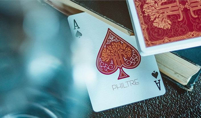 Scarlet Philtre Playing Cards