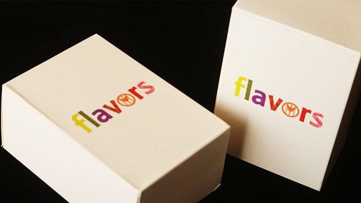 Flavors Playing Cards (6 Deck Collector's Set) - magic